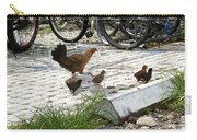 Biker Chicks Carry-all Pouch