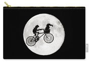 Biker Of The Moon Carry-all Pouch