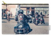 Bikers In Gdansk Carry-all Pouch