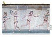 Bikini Girls Mosaic Carry-all Pouch