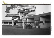 Billboard The Last Territory Tucson Arizona 1987 Carry-all Pouch