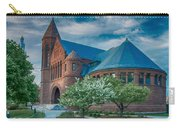 Billings Library At Uvm Carry-all Pouch