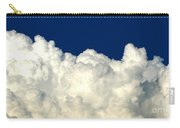 Billowing Clouds 4 Carry-all Pouch
