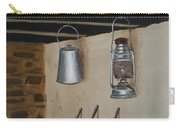 Billy Can And Oil Lamp Carry-all Pouch