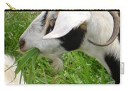 Billy Goat Horns Carry-all Pouch