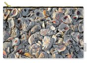 Billys Oyster Shells Carry-all Pouch