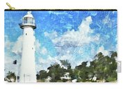 Biloxi Lighthouse Carry-all Pouch