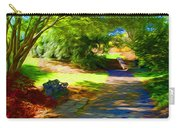 Biltmore Mansion Walking Path Carry-all Pouch
