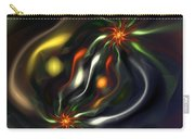 Binary Attractors Carry-all Pouch