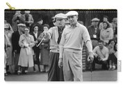 Bing Crosby And Ben Hogan Carry-all Pouch
