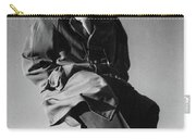 Bing Crosby Pebble Beach Bw Carry-all Pouch