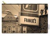 Binghampton New York - Frankie's Tavern Carry-all Pouch