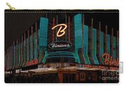 Binions Vegas Carry-all Pouch