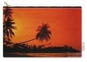 Bintan Island Beach Carry-all Pouch