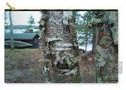 Birch Bark 3 Carry-all Pouch