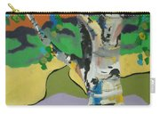 Birch Tree Carry-all Pouch