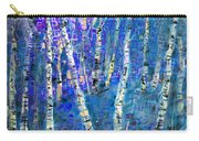 Birch Trees 3 Carry-all Pouch