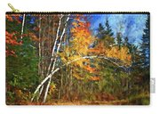 Birch Trees - Autumn Carry-all Pouch