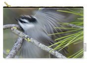 Bird In Action Carry-all Pouch