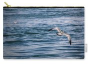 Bird In Flight Over Water Carry-all Pouch