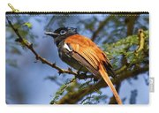 Bird In High Ground Carry-all Pouch