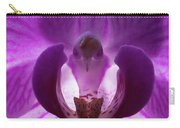 Bird In The Orchid Carry-all Pouch