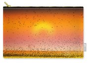 Bird Land Fine Art Color Photography Print Carry-all Pouch