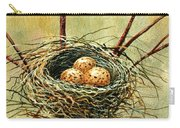 Bird Nest Carry-all Pouch