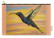 Bird Of Beauty, Superwoman Carry-all Pouch