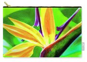 Bird Of Paradise #262 Carry-all Pouch