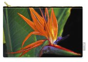 Bird Of Paradise Digital Art Carry-all Pouch