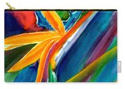 Bird Of Paradise Flower #66 Carry-all Pouch
