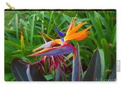 Bird Of Paradise Kalon Carry-all Pouch