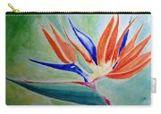 Bird Of Paradise, Noon Carry-all Pouch