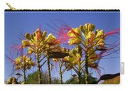 Bird Of Paradise Shrub Carry-all Pouch