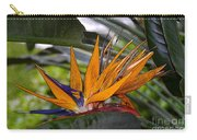 Bird Of Paradise Work Number Three Carry-all Pouch
