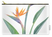Bird Of Paradize Flowers Carry-all Pouch