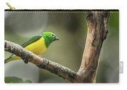 Bird Of Peru Carry-all Pouch