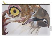 Bird Of Prey  Osprey Carry-all Pouch