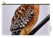 Bird On A Wire With Attitude Carry-all Pouch