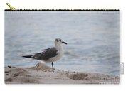 Bird On The Beach Carry-all Pouch