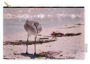 Bird On The Beach Carry-all Pouch