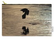 Bird Silhouette Carry-all Pouch