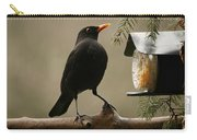 Bird Table Carry-all Pouch