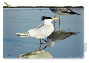 Bird - Tern - Reflection Carry-all Pouch