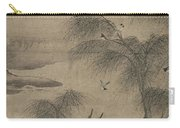 bird Willow Carry-all Pouch