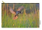 Bird With Prey Carry-all Pouch