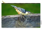 Bird With The Seed Carry-all Pouch