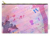 Bird Words Carry-all Pouch