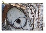 Birdhouse Brambles Carry-all Pouch